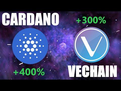 HUGE UPDATES for Cardano (ADA) + VeChain (VET) | Bullish Crypto Analysis