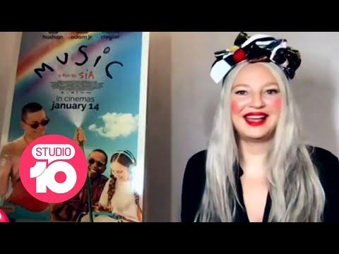Sia's New 'Music' | Studio 10