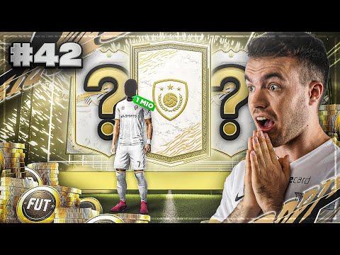 OMG! 1 MIO+ Coins ICON in meinem ICON PACK! #42 🔥💰 FIFA 21 ROAD TO GLORY [DEUTSCH]