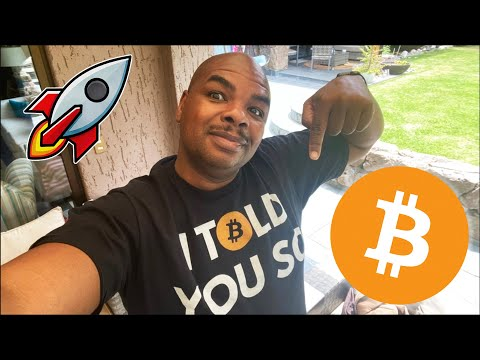 OMG!!! BITCOIN IS GOING TO $30K USD SOON!!!