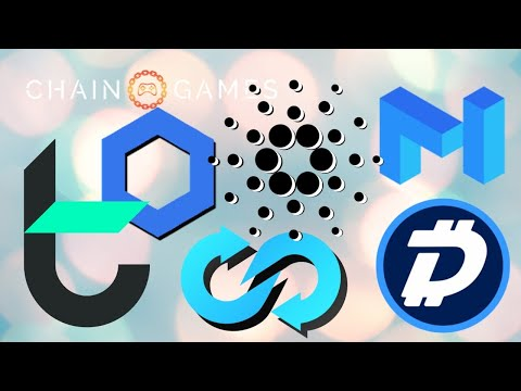Huge Crypto News! Cardano, Chainlink, Tomochain, Digibyte, Trustswap
