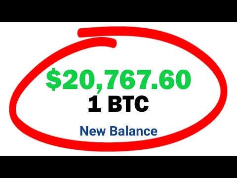 Earn $20,000 Bitcoin Mining BTC Automatically (FREE) | Earn 1 BTC in 1 DAY