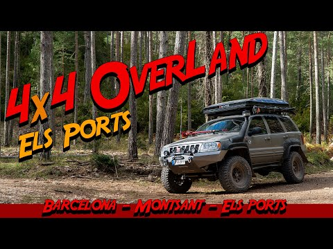 ? Ruta 4×4 ? OVERLAND Spain   Bcn – Els Ports de Beceite   Cherokee v8 -Terracan -Toyota Landcruiser