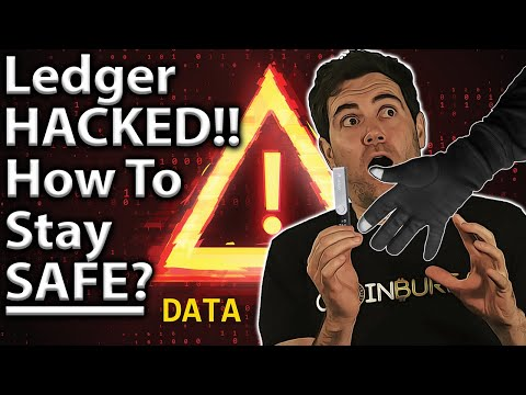 Ledger HACKED!! How to Protect Your Crypto!! ?