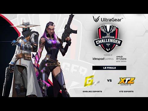 LG Ultragear TEC Challenger Series 5 | LB FINALS | GODLIKE ESPORTS VS XTZ ESPORTS