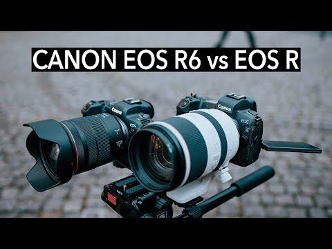 Canon EOS R6 vs EOS R | welche Kamera macht mehr Sinn und lohnt sich der Aufpreis? [4K]