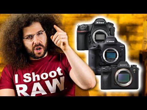 Canon EOS R1X, Nikon D900, SONY a9 III Coming Soon?!