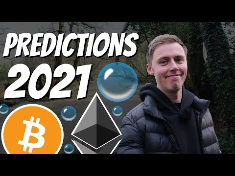 Five Predictions for Crypto in 2021
