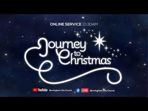 Christmas Day Livestream from BCC!