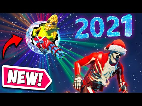 *NEW EVENT* FORTNITE NEW YEARS 2021!! – Fortnite Funny Fails and WTF Moments! #1136