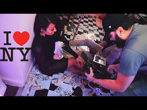 NYC Music Video Shoot!