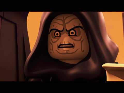 LEGO Star Wars: The Freemaker Adventures | Season 1  Episode 13 |  Return of the Kyber Saber