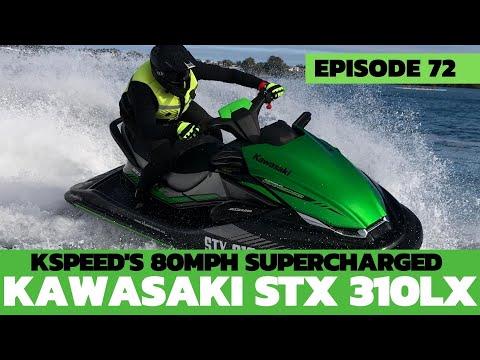 Kspeed's 2020 STX 310LX Review: The Watercraft Journal, EP. 72