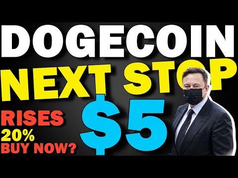 MASSIVE DOGECOIN Price Predictions  NEXT STOP $3