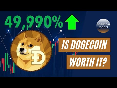 Is Dogecoin Worth Investing In? | What Returns Can You Expect?🚀