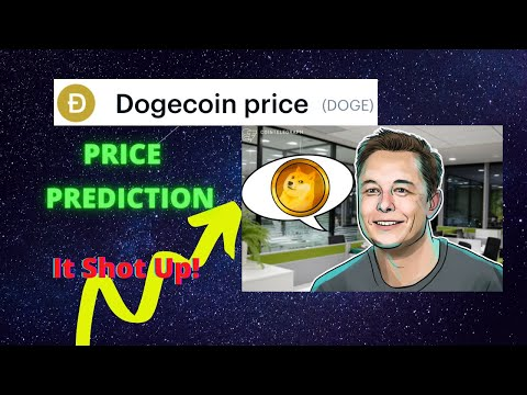 Dogecoin Price Prediction & What Elon Musk Has To Say!