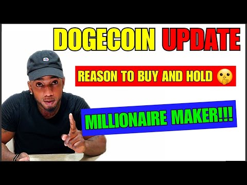 DOGECOIN (DOGE) TO $1, IT IS  INEVITABLE.   BUY NOW!!!