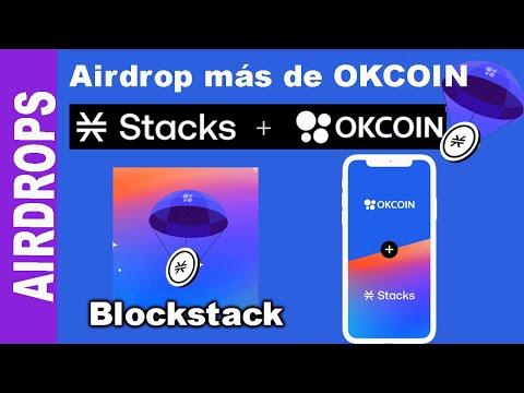 ?AIRDROP Stack #STX – Airdrop Exclusivo en OKCOIN