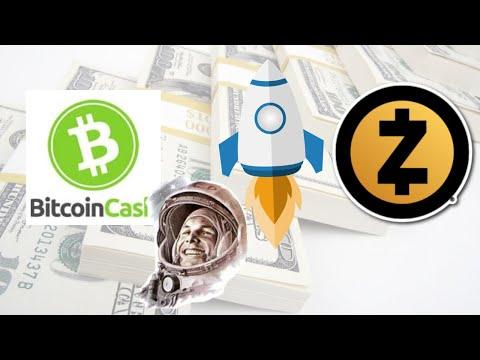 Криптовалюта Биткоин кэш, BCH, ZEC, DASH, XMR