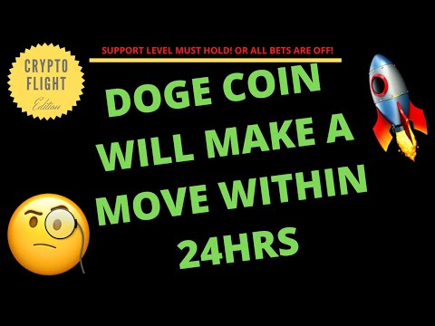 DOGE COIN (DOGE) WILL MAKE A MOVE WITHIN 24HRS!! PRICE PREDICTION | TECHNCAL ANALYSIS$