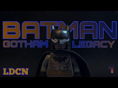 "Lego Batman Gotham Legacy: Episode One ""Prologue"" (A LDCN Series)"