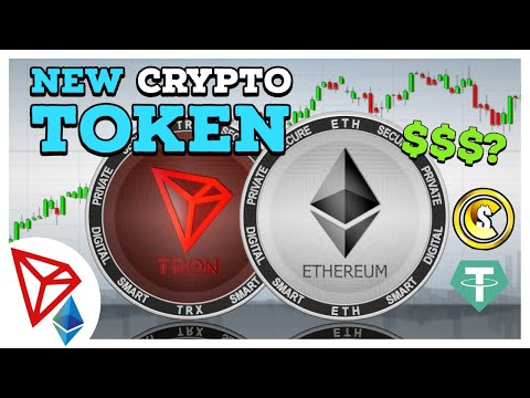 New Crypto Tokens are Launching on TRON instead of Ethereum?!