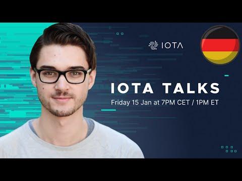 IOTA Talks #1: Der Markt und wo IOTA steht: Dominik Schiener + Dan Simerman (HelloIOTA Übersetzung)