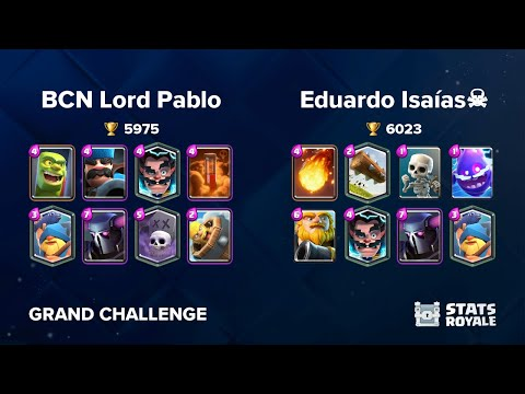 BCN Lord Pablo vs Eduardo Isaías☠ [GRAND CHALLENGE]