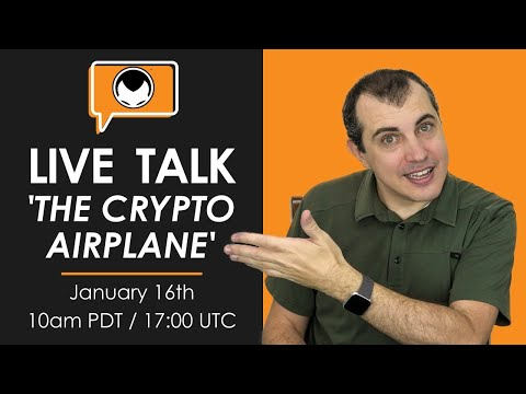 The Crypto Airplane: NEW Talk by aantonop
