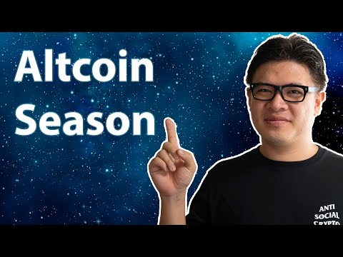 Cryptocurrency Altcoins going to EXPLODE