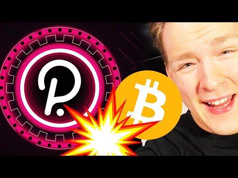 URGENT!! CRYPTO 2021 YEAR OF POLKADOT [STRATEGY REVEALED] I'm Betting BIG!!! Programmer explains