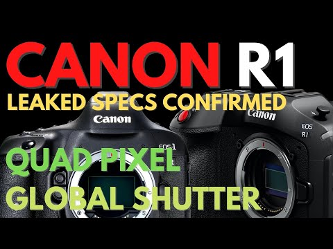 Canon EOS R1 Quad Pixel Autofocus – Very good Source!