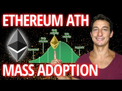 ETHEREUM NEW ALL TIME HIGH! Have We Reached Mass Adoption? | ETH Cryptocurrency Update