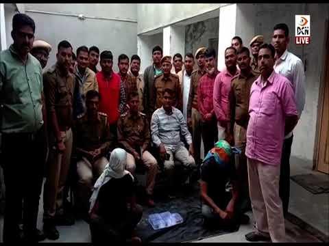बाड़मेर में पुलिस और तस्करों के बीच हुई फायरिंग, दो कुख्यात तस्कर गिरफ़्तार