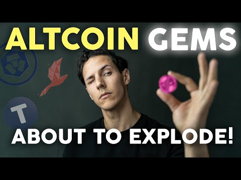 Altcoin Gems Ready to Explode in 2021! | Get Rich With Crypto