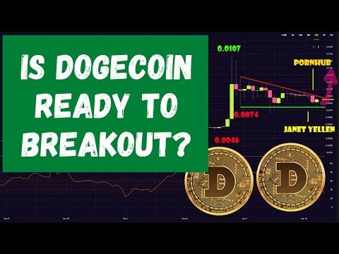 My Short Term Dogecoin Price Prediction 2021 | Dogecoin Ready to Breakout