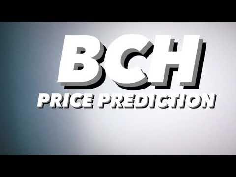 BITCOIN CASH ( BCH ) PRICE PREDICTION 2021