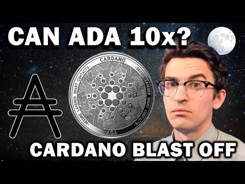 Can Cardano ADA Still 10x in 2021? BIG NEWS ?
