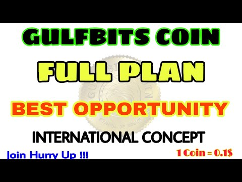 Gulfbits Coin ROI full plan