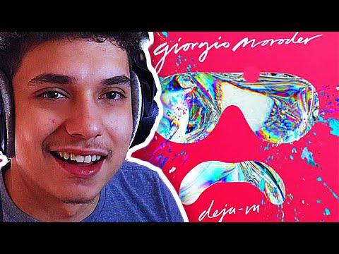 Rapper Reacts to Giorgio Moroder – Déjà vu ft. Sia