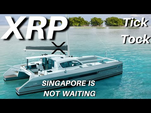 SINGAPORE'S CENTRAL BANK LOVES Ripple XRP and BIG THINGS ARE COMING