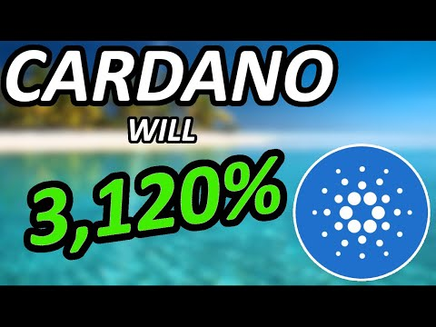 Cardano Will EASILY Hit $5 THIS IS WHY!!!