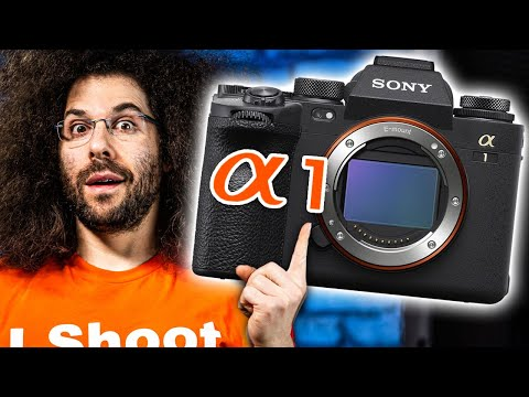 OFFICIAL SONY a1 PREVIEW: MIND BLOWING SPECS!!! (vs Canon EOS R5)
