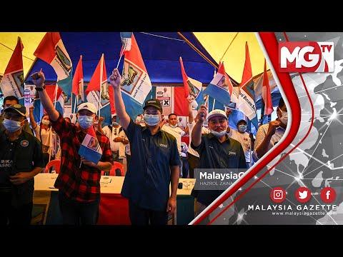 PRN SABAH : Tolak Keadilan!! Anwar Hanya Nak Jadi PM, Bukan Tolong Rakyat – Azmin Ali