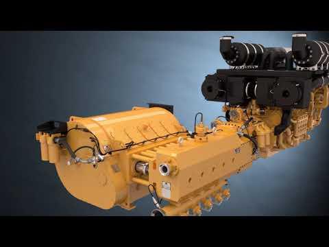 3512E DGB – Dynamic Gas Blending Engine