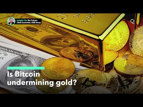 Gold Has a New Competitor in Bitcoin