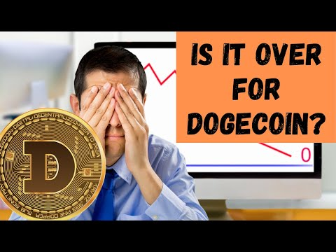 Is it Over for DOGECOIN DOGE? DOGECOIN Price Prediction | DogeCoin Update | DOGECOIN News