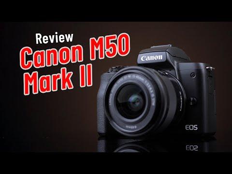 Canon EOS M50 II – Review Kamera super RAMAH buat PEMULA