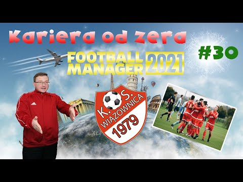 Football Manager 2021 PL – Kariera od zera | #30