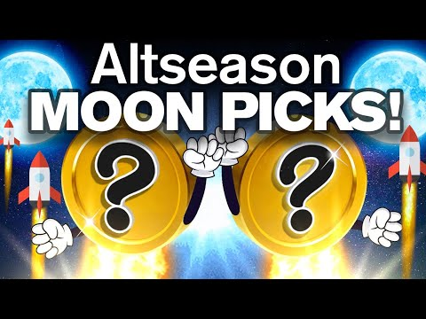"""ALTCOINS ARE MOONING! My Top """"ALTSEASON"""" Picks!?"""
